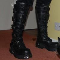 harga Sepatu Rocker / Sepatu Rock / Underground/ Sepatu Show Mr Beam GGS Tokopedia.com