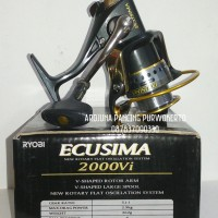 harga Reel Ryobi ECUSIMA 2000 Tokopedia.com