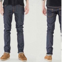 Nudie Jeans Thin Finn Dry Tight Broken