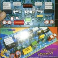 driver 260-600W power ampli eragon-7 mono