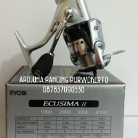 harga Reel Ryobi ECUSIMA II 4000 Tokopedia.com
