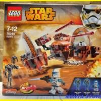 Jual LEGO Star Wars # 75085 Hailfire Droid Hail Fire Disney Starwars Toy Murah
