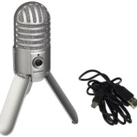 Samson Meteor Mic - High Quality USB Podcasting Studio Microphone