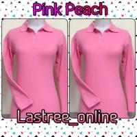 polo Shirt/Kaos Polo/Kaos Polo Shiry Wanita/polo shirt Lengan Panjang
