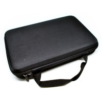 Shockproof Waterproof Portable Case Large For GoPro Hero HD3/2 - Black