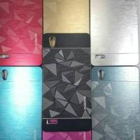 Oppo Mirror 5 Motomo 3D Diamond Metal Case Cover Hardcase