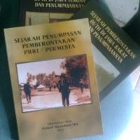 Penumpasan Pemberontakan PRRI/Permesta, DI/TII Jabar & Jateng, 3 buku