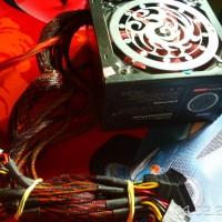 Psu 500watt Pure Pro Gamer