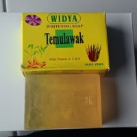 Sabun Temulawak Kuning Original (Lusinan / Tidak Ecer)