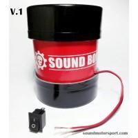 Knalpot Racing Elektrik, Knalpot Motor Elektrik, Sound Suara Moge V.1