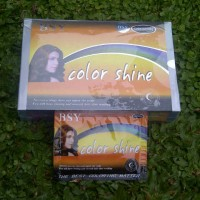 BSY DARK BROWN - BSY COLOR SHINE