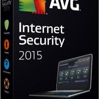 AVG Anti Virus untuk 8 komputer 1 tahun