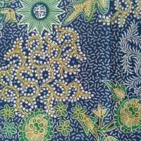 batik aisyiyah lasem warna biru