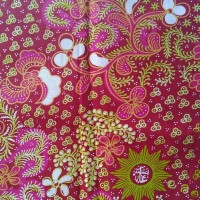 batik aisyiyah lasem warna pink