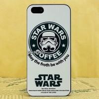 harga Hard Case Fashion Starbucks Coffee Star Wars For Iphone 5c Tokopedia.com