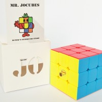3x3 Jocubes Rubik speed cube stickerless