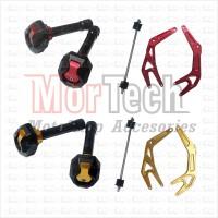 harga Frame Slider / Pelindung Fairing Segitiga Cnc Nui Ninja 250 Fi Tokopedia.com