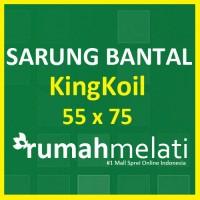 Sarung Bantal Star SILK Ukuran KingKoil