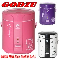 Rice Cooker Portable Godzu | Penanak Nasi Mini