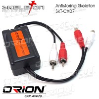 Audio Filter/Antistoring Skeleton CX07 [ORION CAR AUDIO]