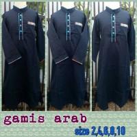 Gamis arab.jubah anak laki-laki size 8.10