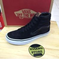 harga Sepatu Vans Sk8 Blackdop Original Premium Quality Tokopedia.com