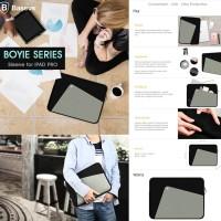 Baseus Boyie Case Cover Casing iPad Pro and Laptop Bag