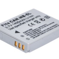 NB-5L Battery for Canon NB-5L NB5L for Powershot S100 SX200 SX210 IS