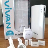 harga Powerbank Vivan M11 11000mah Tokopedia.com