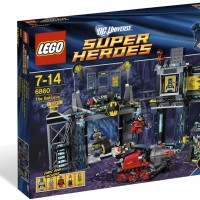 Lego SuperHeroes 6860 The Batcave