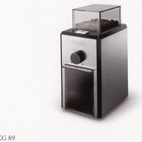 DeLonghi KG 89 Steel Mesin Giling Grinding Kopi Coffee Grinder