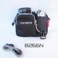 harga Tas Handphone Muat 2 Unit + 1 PowerBank | Tas Pinggang | Tas Selempang Tokopedia.com