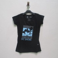 t-shirt / tshirt / t shirt surfing / Kaos Cewek DC C.3170