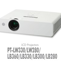 promo projector panasonic PT-LB280