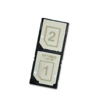 SIM TREY SIM HOLDER SIM LOCK SONY XPERIA C3 DUAL SIM ORIGINAL