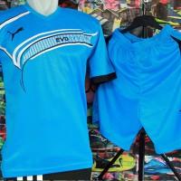 harga Baju Setelan Puma Evospeed Birumuda Futsal,volly,olahraga,kaos Kostum Tokopedia.com