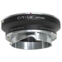 Adapter Lensa Contax C/Y-Leica M