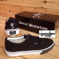 Vans Era X Social Distortion EVB