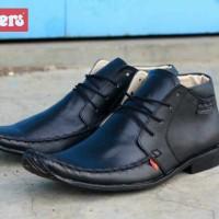 harga promo sale sepatu kickers casual kuliah formal kerja slop pantofel 3 Tokopedia.com