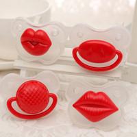 Baby Lips Pacifier - Empeng Bayi