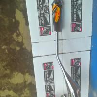 harga Knalpot FmF for Satria 2 tak model udang croom Tokopedia.com