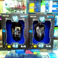 MOUSE USB REXUS GAMING RXM-G4 / RXM G5