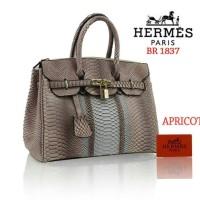 harga Tas Hermes Birkin Croco Seri 1837 #8d Tokopedia.com