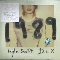 CD Taylor Swift - 1989 Deluxe Edition