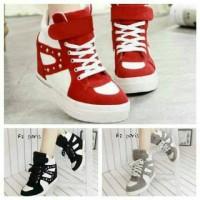 harga Sepatu boot wedges sneaker prepet cantik Tokopedia.com