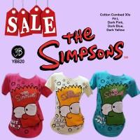 Harga Kaos Tee T  shirt Fashion Kaos The Simpsons | WIKIPRICE INDONESIA