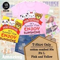 Harga Kaos Tee T  shirt Fashion Kaos BON VOYAGE | WIKIPRICE INDONESIA