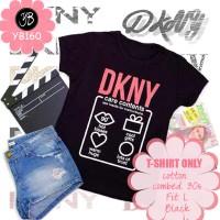 Harga Kaos Tee T  shirt Fashion Kaos DKNY | WIKIPRICE INDONESIA