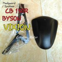 harga Mudguard / Spakbor Cb 150r, Byson, Vixion Tokopedia.com