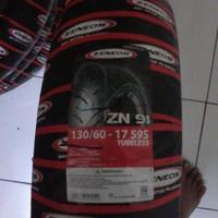 harga Ban Tapak Lebar Murah !!! 130/60-17 Zn91 Zeneos Tublesss Tokopedia.com